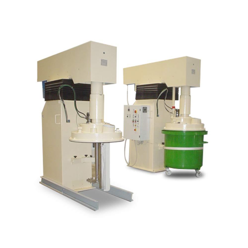 bassa viscosita turbodispersori e mescolatori singolo albero 1