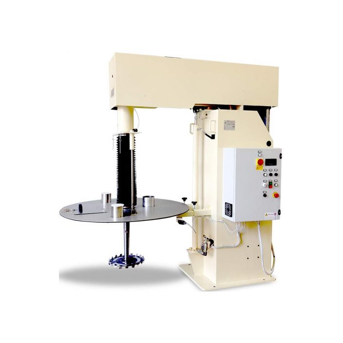 bassa viscosita turbodispersori e mescolatori singolo albero DVI 20 I