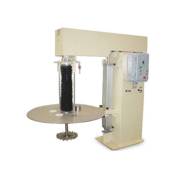 bassa viscosita turbodispersori e mescolatori singolo albero MD 1000 I ATEX ITAL