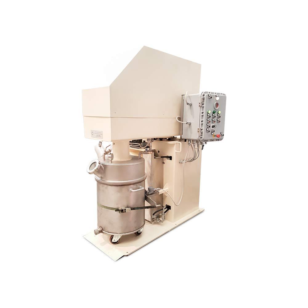 bassa viscosita turbodispersori e mescolatori singolo albero MD80R SV Atex