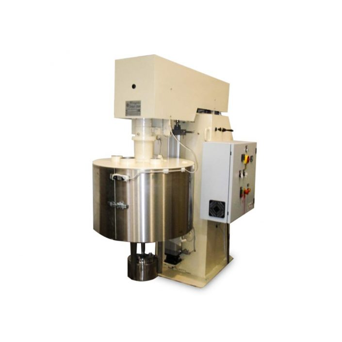 sistemi macinazione mulini immersione dispersore emulsionatore mix emu 200l