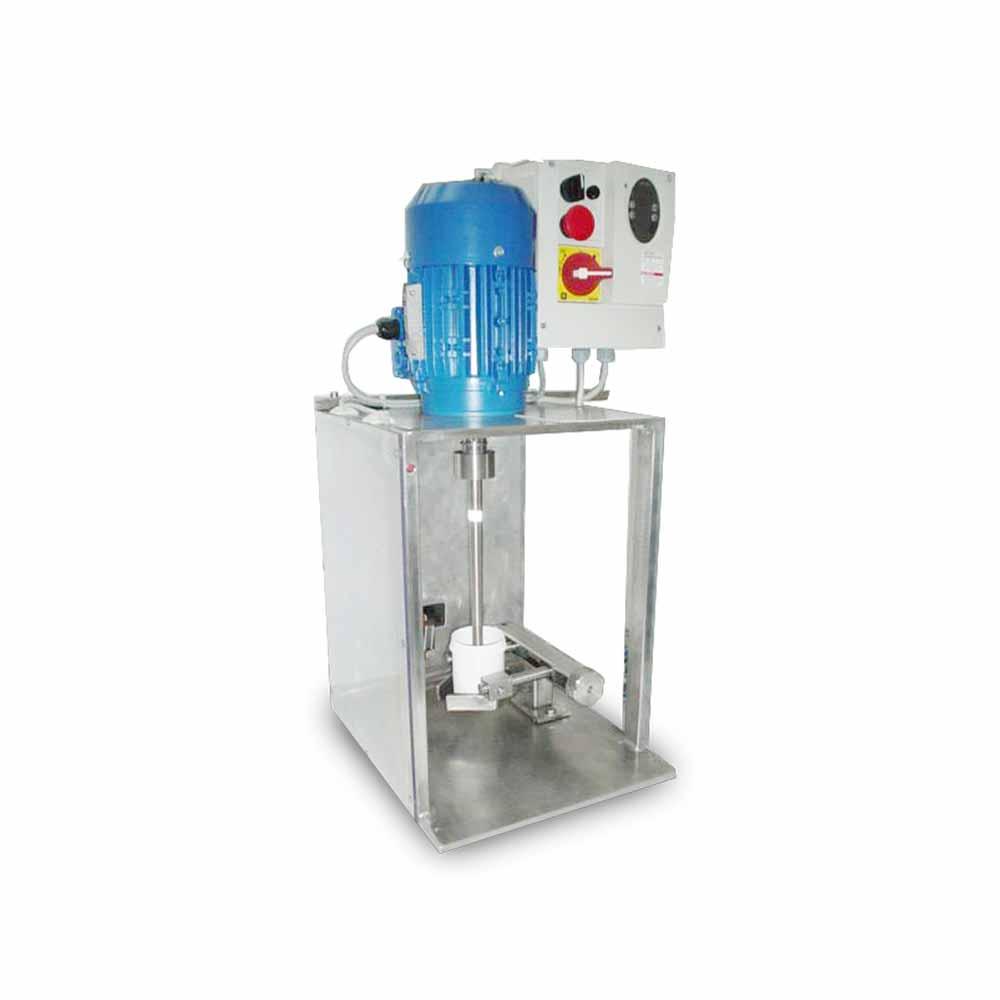 agitatori mescolatori imballi commerciali MD5 elettrico laboratorio