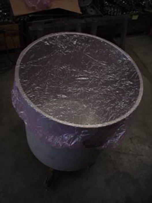 cuffia per miscelatori e vasche industraili 2