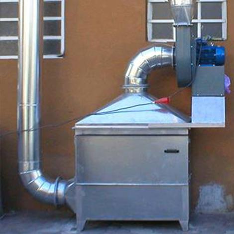 filtro a carboni